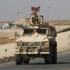 U.S. mulls leaving some troops in Syria to guard oil: Pentagon