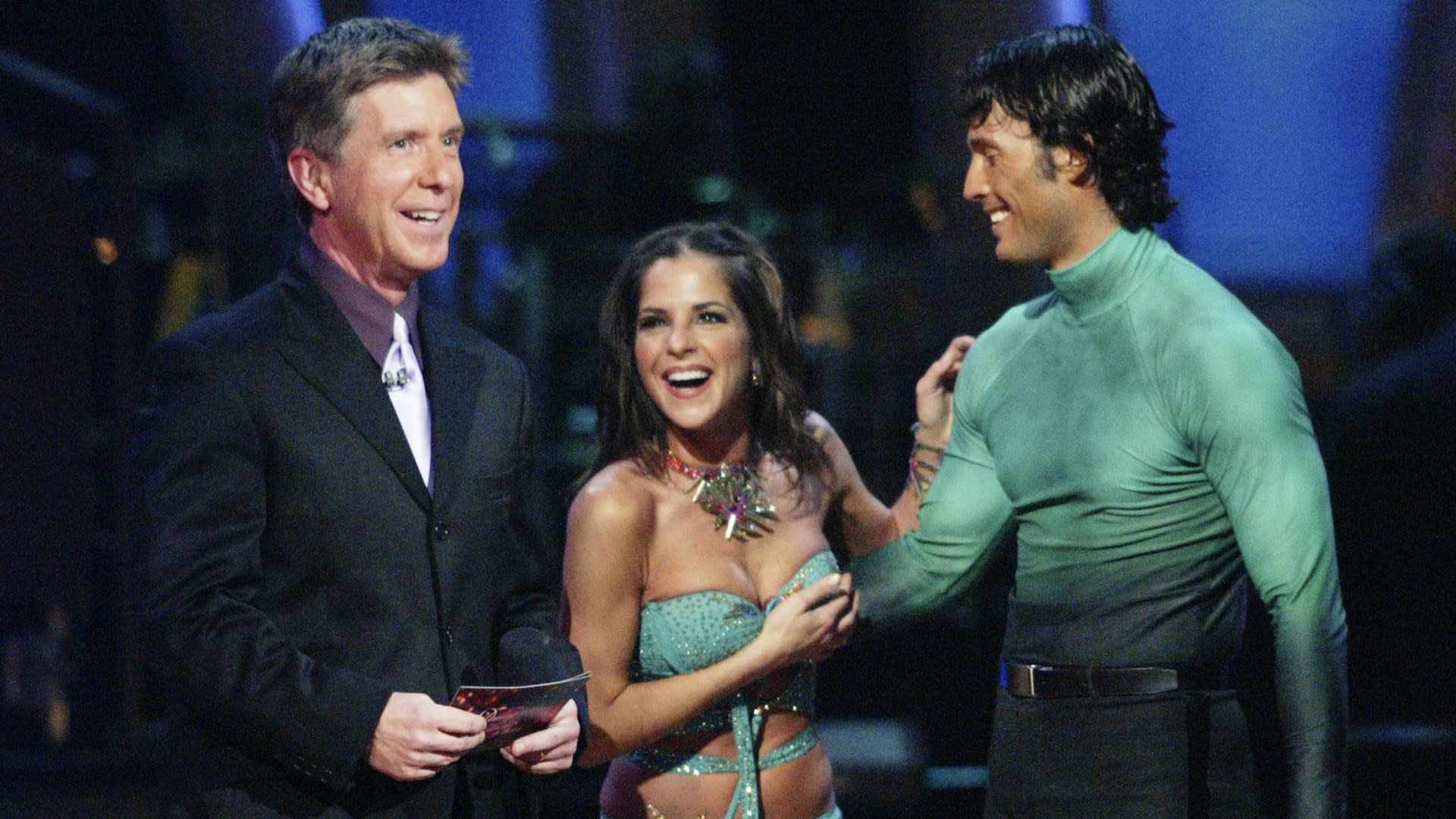 Wardrobe malfunction and controversial winner — how 'Dancing With the Stars' began with a bang 15 years ago