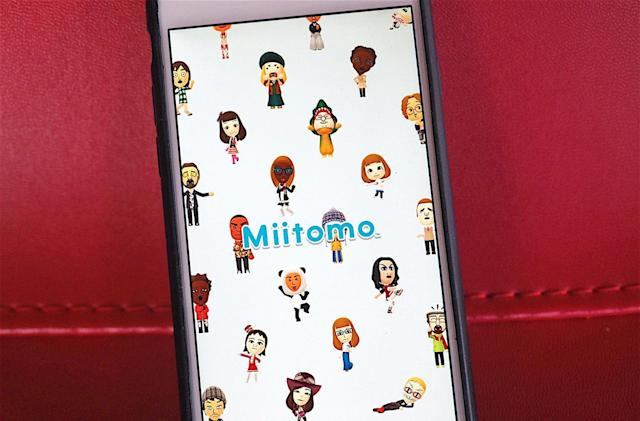My Miitomo addiction proves social media is just a game