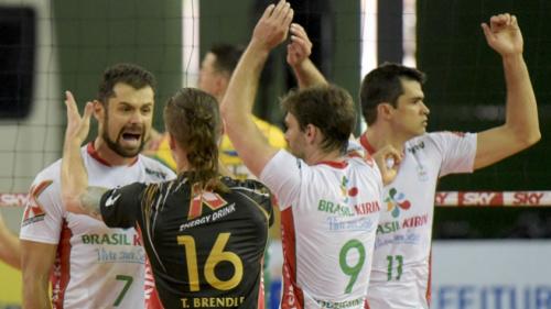 Vôlei Brasil Kirin e Montes Claros fazem terceiro jogo das quartas