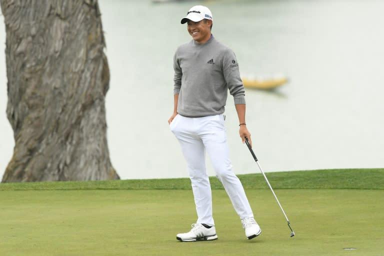 Morikawa takes first major at PGA Championship