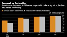 Apple Outlook Cut Renews Questions About China Over-Reliance