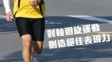 體內的高速腳踏板——對軸迴旋運動