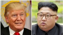 Trump denies saying he probably had good relationship with Kim