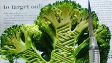 Quand un chef transforme les fruits et légumes en oeuvres d'art sur Instagram