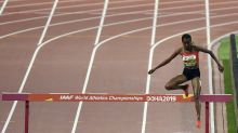 Chepkoech the runaway winner in steeplechase at worlds