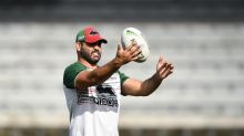 Inglis reveals shoulder, neck injuries