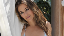 Elizabeth Hurley stuns in first bikini picture of 2019: 'Best picture of the year so far!'