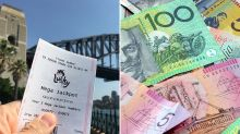 Dad wins Australia's second biggest lottery prize of $96 million