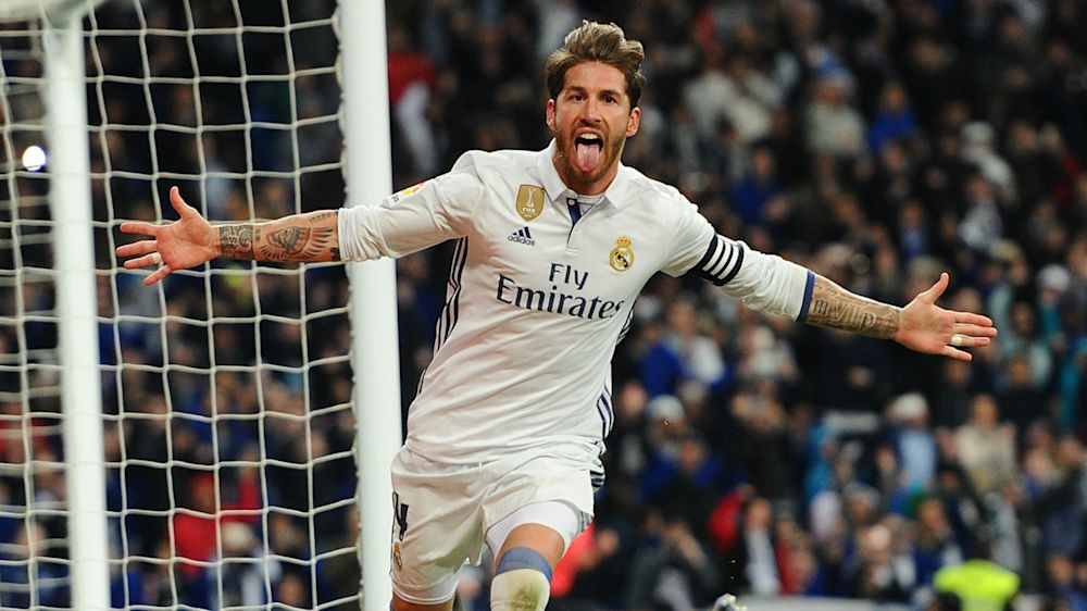 Ramos open to presidential role at Real Madrid