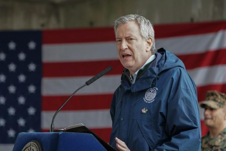 New York City's Mayor Delays Indoor Dining Indefinitely