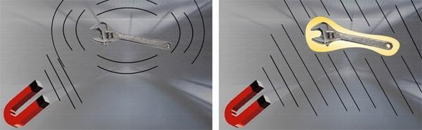 Electromagnetic invisibility a precursor to the real thing?