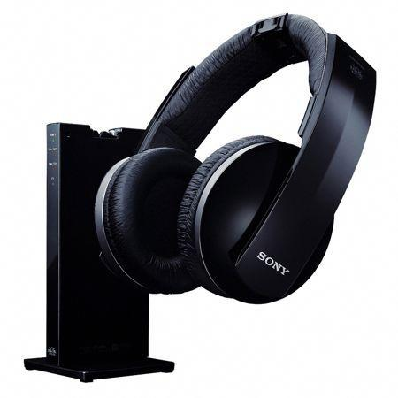 Sony's MDR-DS6500 wireless headphones serve up surround sound in style