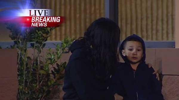Boy reunited with family after SE Houston carjacking