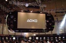 Sony unveils its PSP Tokyo Game Show lineup