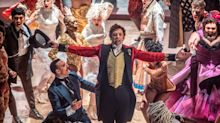 First images of Hugh Jackman and Zac Efron in original musical The Greatest Showman