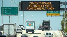 Confusión y casi 2.800 casos nuevos de COVID-19 tras la orden de reapertura en Florida