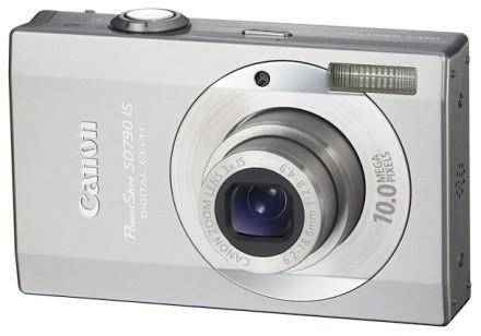 Canon PowerShot SD790 IS reviewed, predictably great