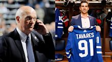 Lou Lamoriello and the New York Islanders are over John Tavares