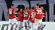 Manchester United hold on for first away win since March against Partizan Belgrade