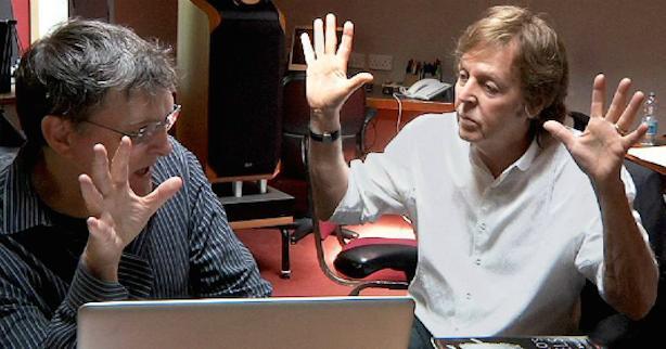 Paul McCartney plans to release his Destiny theme as a single