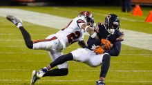 Bears injury update: Robinson remains in concussion protocol, no update on Whitehair