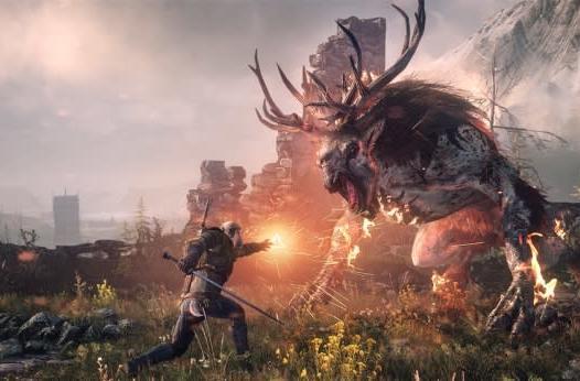 Witcher dev says 1080p vs 720p is 'a PR differentiation'