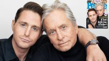Michael Douglas on Son Cameron's Harrowing Drug Addiction: 'I Thought I Was Going to Lose Him'