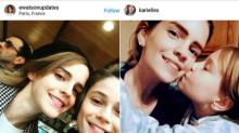 ¡Emma Watson tiene una doble en Instagram!