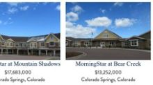 Walker & Dunlop Provides $52 Million in Financing for Colorado Senior Housing Portfolio