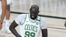 Celtics' Tacko Fall, Grant Williams Spotted Watching CT Sun Vs. Wings
