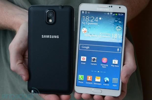 Telus to bring Galaxy Note 3 and Galaxy Gear to Canada on October 4th