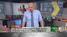 Cramer: Trump stock Cintas is a 'terrific' play on job gr...