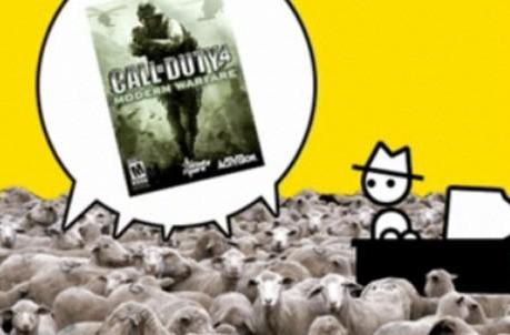 Zero Punctuation hears the Call of Duty