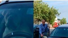 Cachorro chama a atenção de dono ao tocar a buzina do carro na Austrália; veja o vídeo