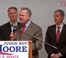Roy Moore: 'Battle Is Not Over' in Senate Race