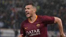Pirlo quer contratar o bósnio Edin Dzeko, da Roma, diz jornal italiano