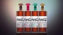 Nicht zum Pur-Trinken: Vier Neue von Coca-Cola