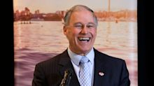 Jay Inslee Officially Launches 2020 Bid On Climate Change Platform
