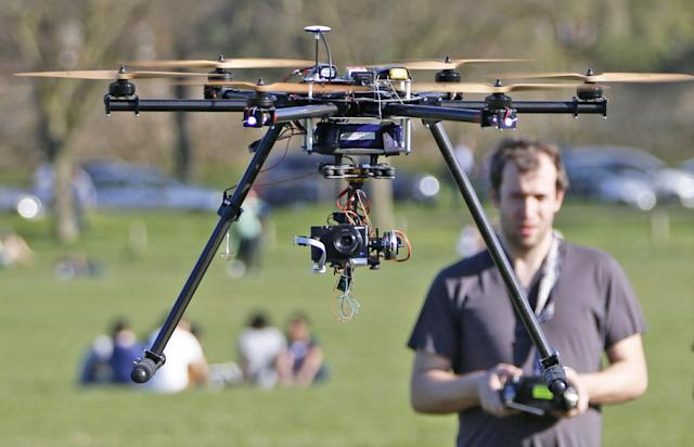 There are over 770,000 registered drone owners in the US