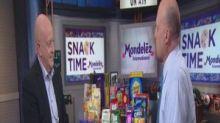 Mondelez CEO: We don't feel the heat of global consumer worries