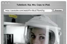 Rip, mix, save and convert YouTube videos for your iPod with TubeSock