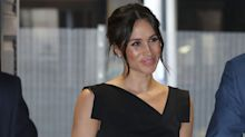 Meghan Markle just wore the same dress as Kim K