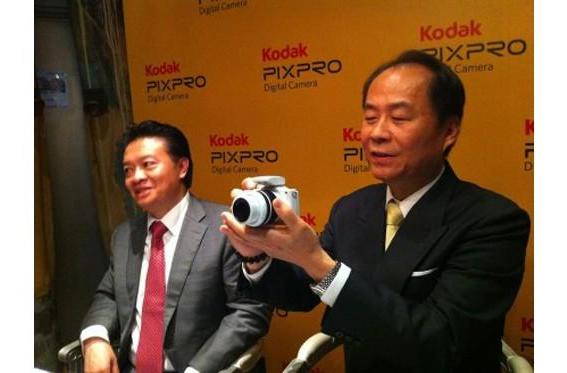 Kodak-branded S1 Micro Four Thirds camera teased for Q3 launch