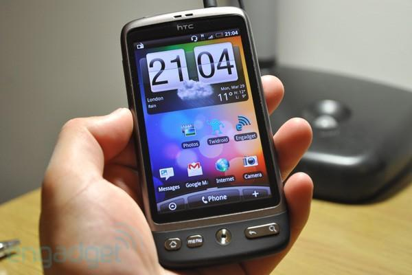 Official: HTC rolling out Android 2.2, 720p video, iTunes sync to unlocked Euro Desires this weekend