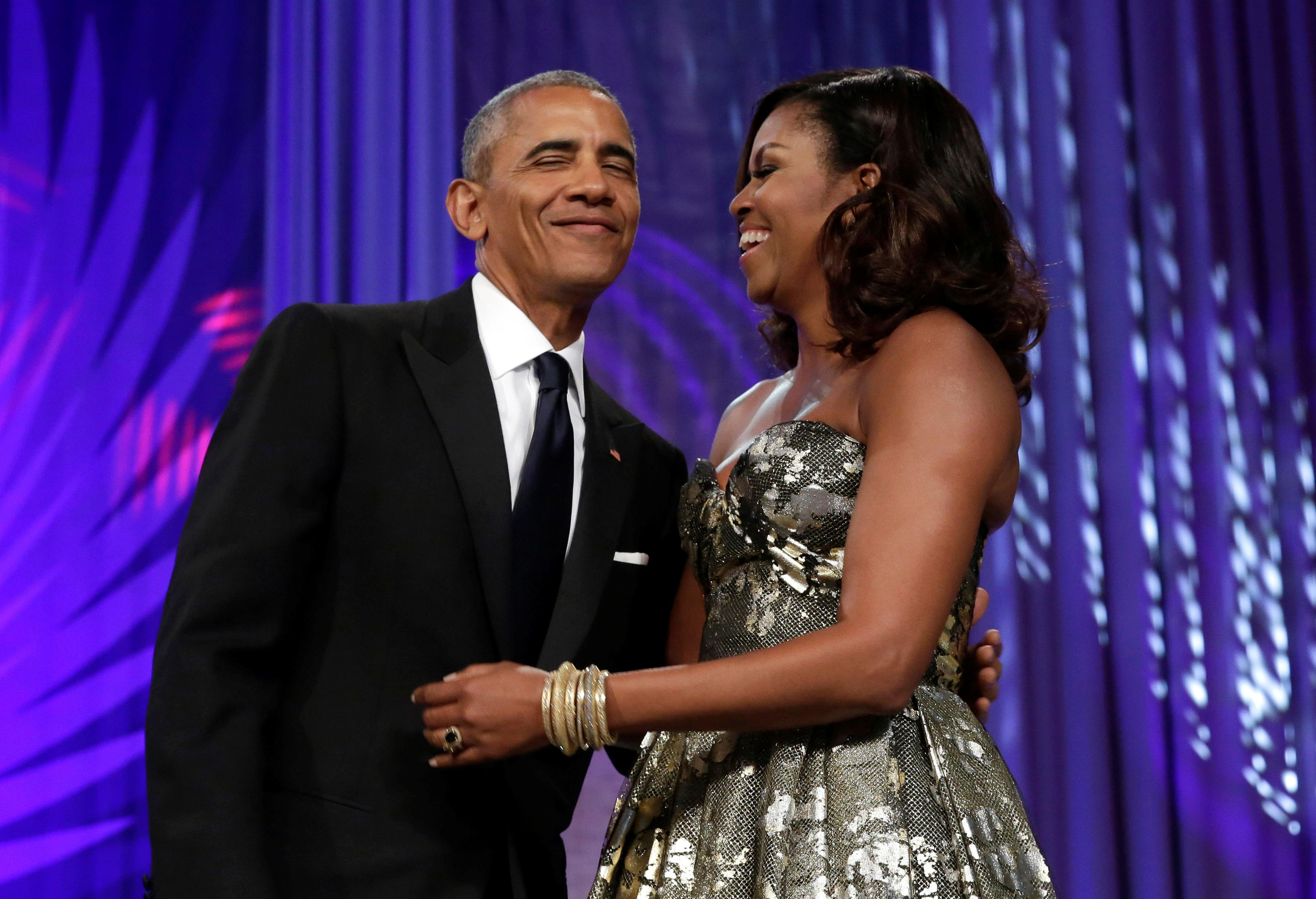 Best-Dressed List Honors Obamas, Snubs Trumps
