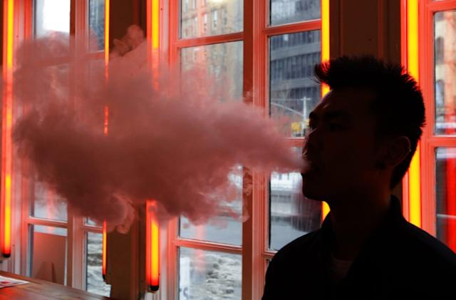 FDA proposes stricter rules for flavored e-cigarettes