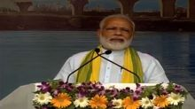 This is a stepping stone towards developing waterways in India: PM Modi