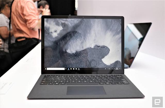 Microsoft's Surface Laptop 3 may come in a 15-inch model
