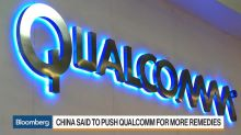 China Said to Push Qualcomm for More Remedies